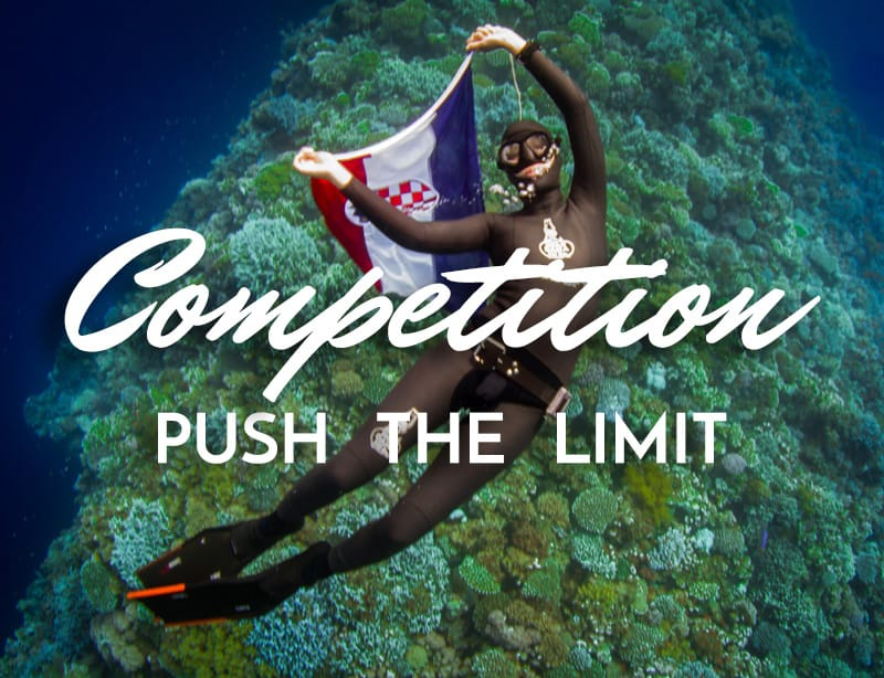 Competition - Push the limit