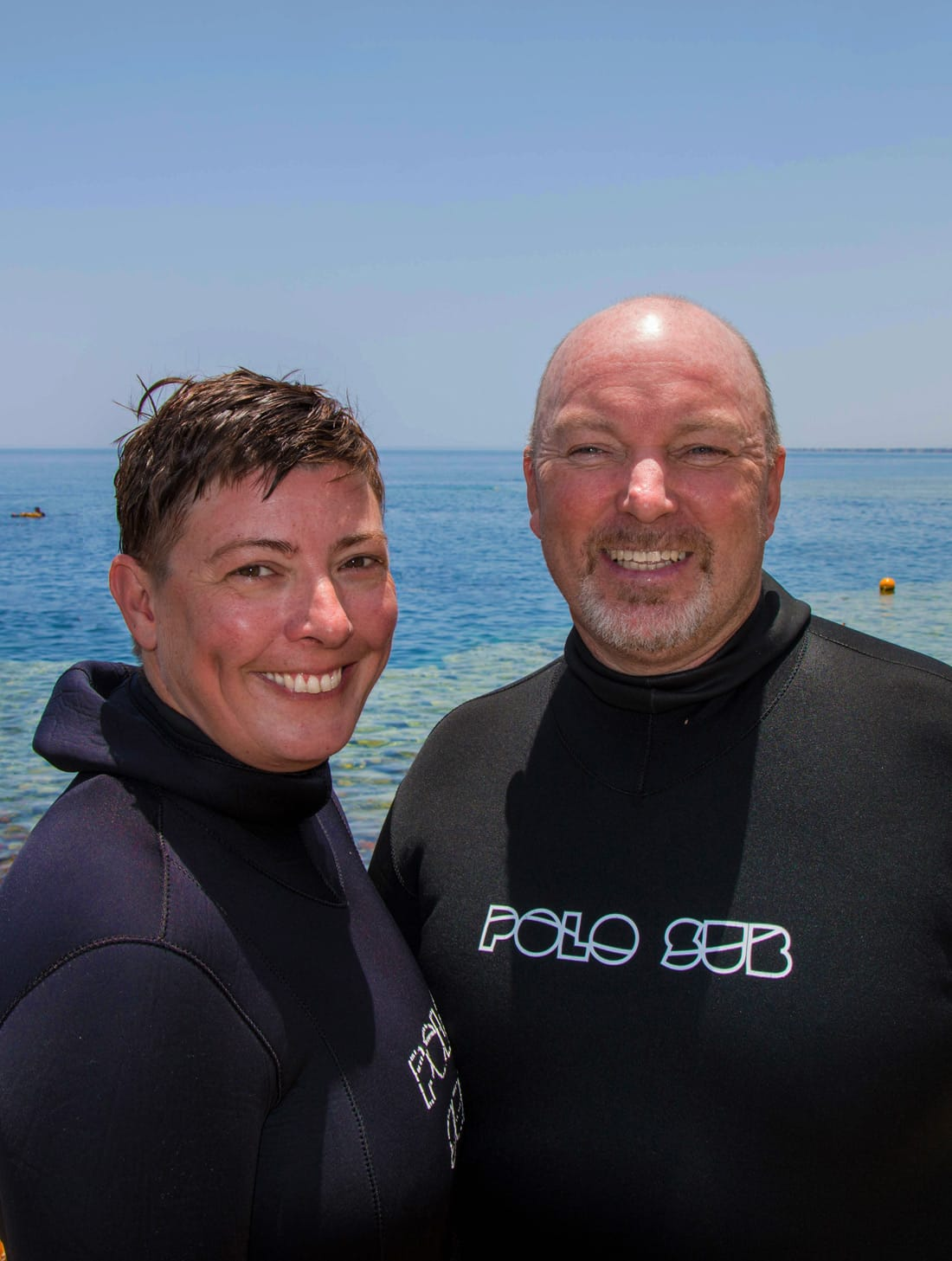Contact Brian and Catherine at Blue Ocean Freedivers Dahab