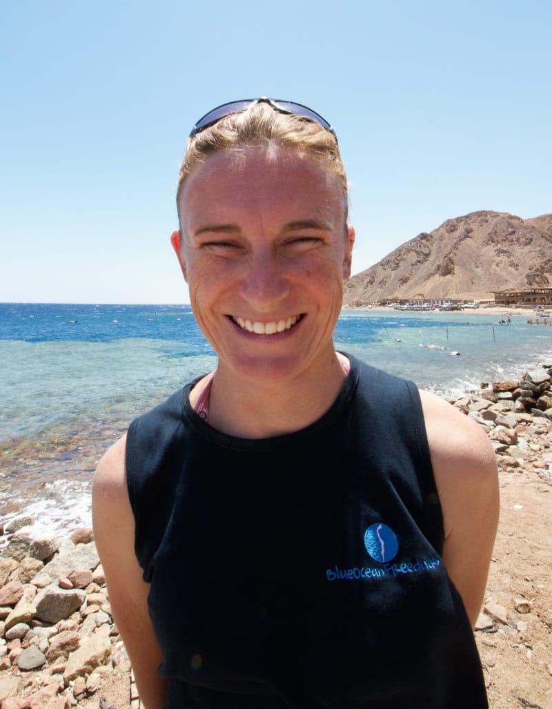 Jenny Lord - Blue Ocean Freedivers Team