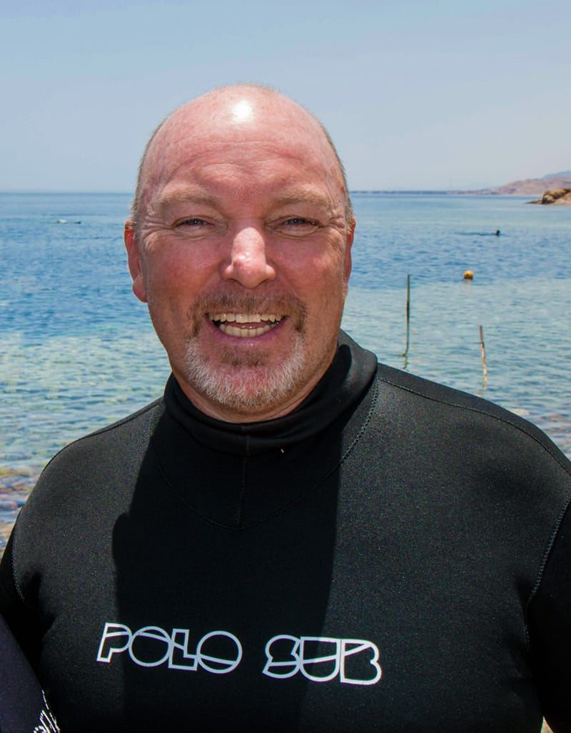 Brian Crossland - Blue Ocean Freedivers Team