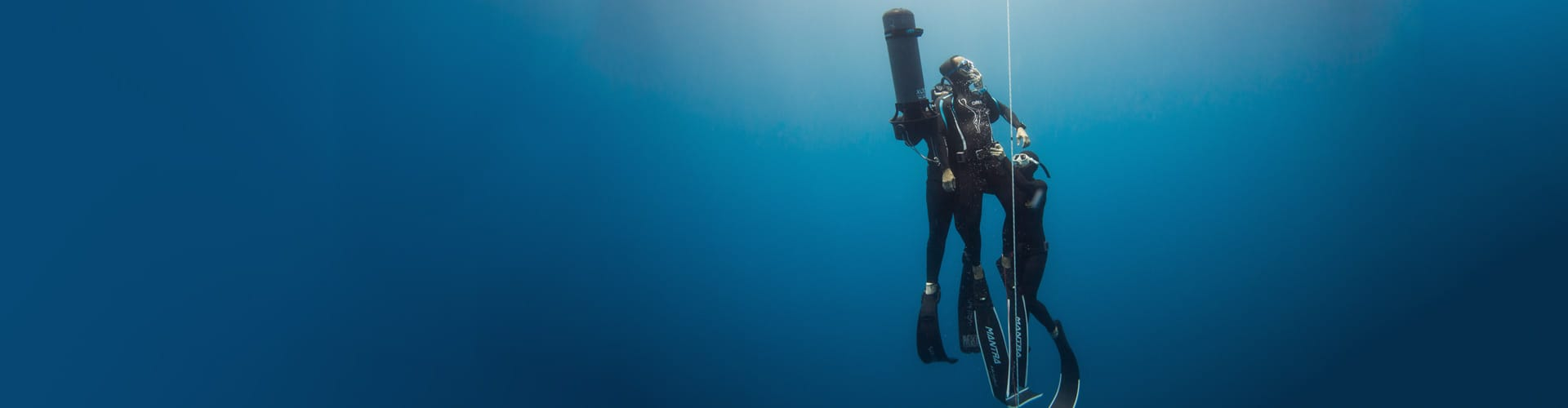 AIDA freediving instructor course