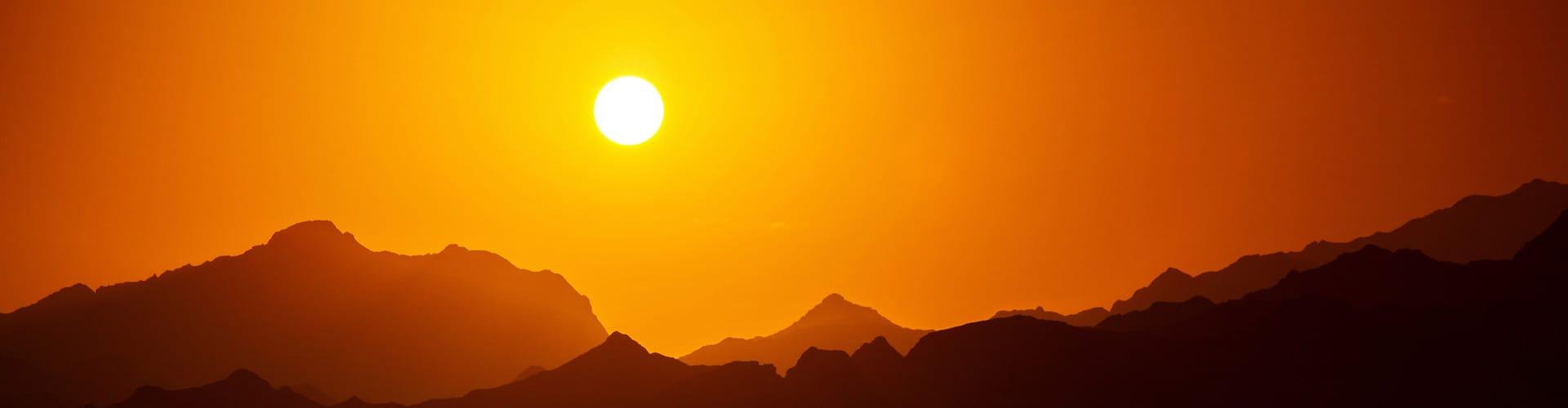 Dahab Mountains