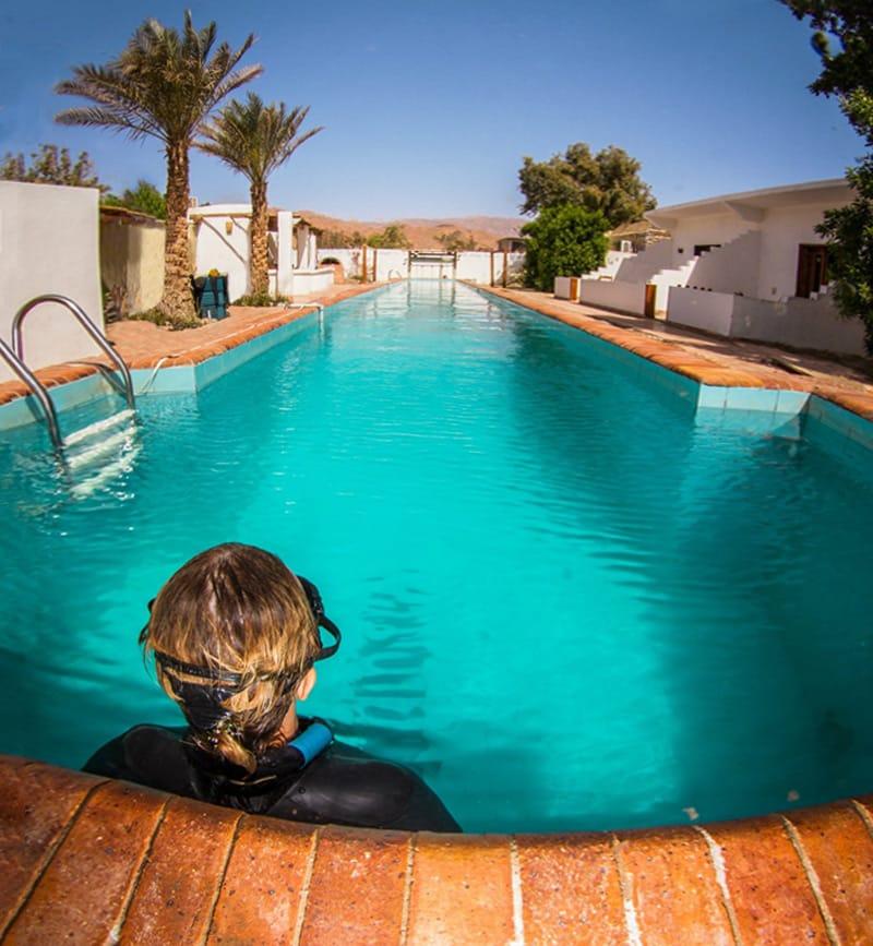 Blue Ocean Freedivers Pool