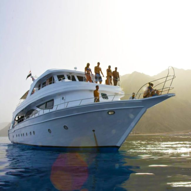 Boat Safari to South Dahab