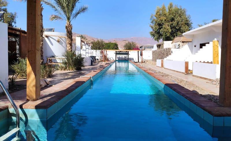 Pool rental in Dahab
